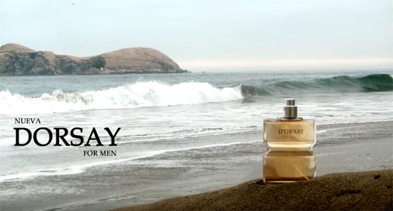 Perfume D'Orsay