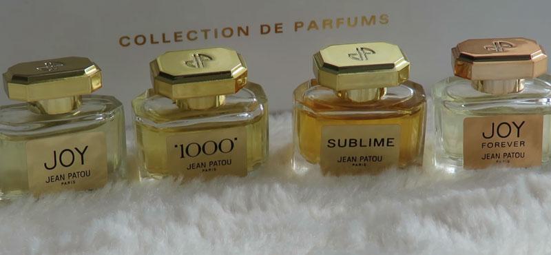 Perfumes Jean Patou